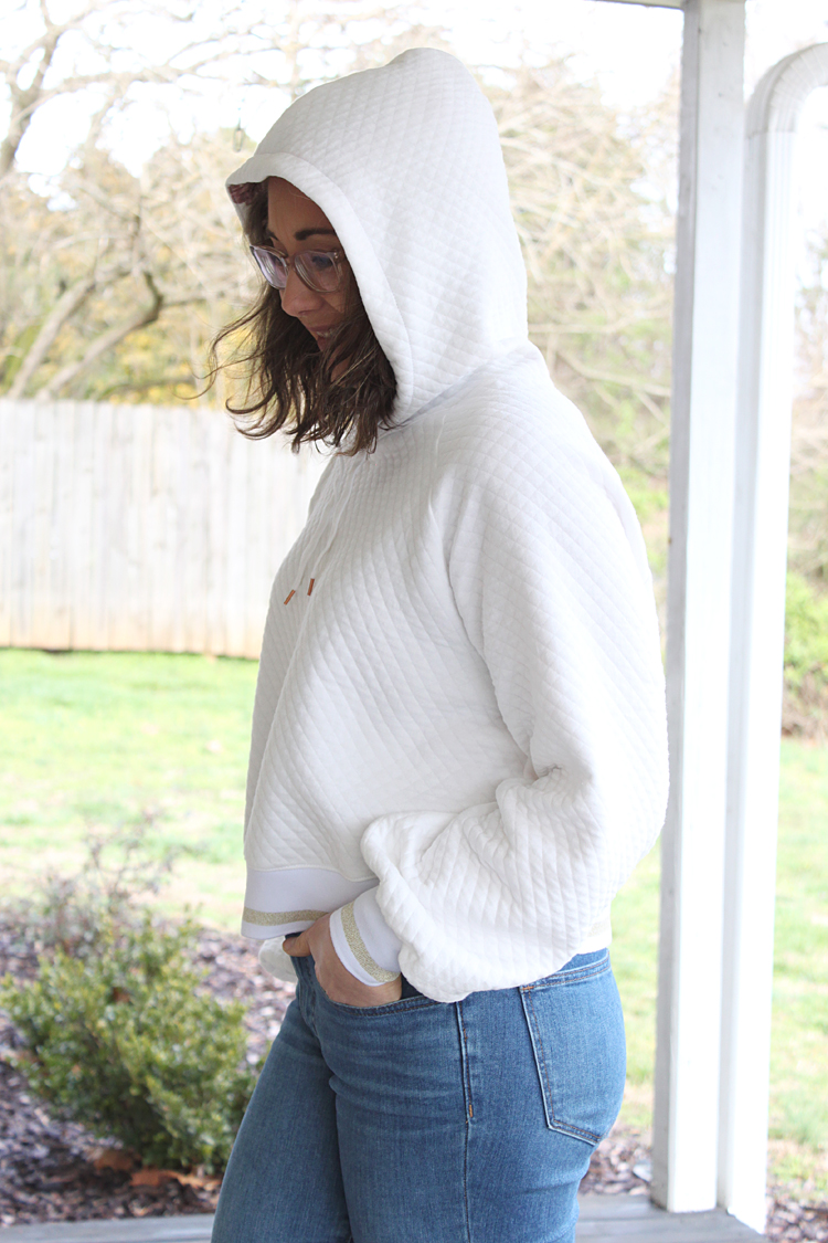 Page Hoodie // Sewing For Women