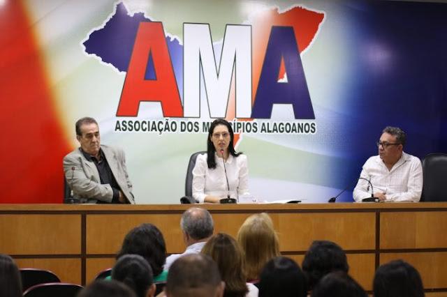 AMA alerta prefeitos para gastos educacionais em ano de final de mandato