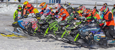 The Eastern Snocross Tour will kick off the action-packed 2020 lineup - #NASCAR
