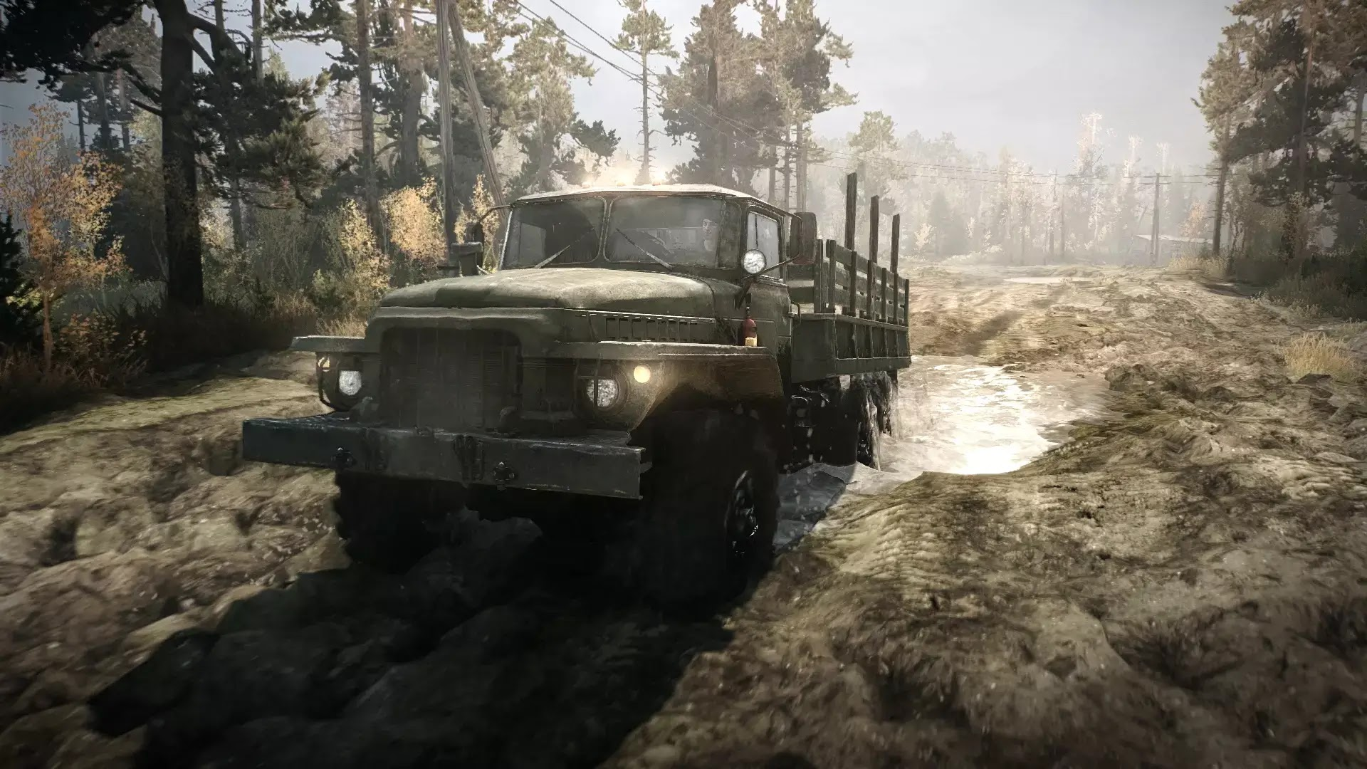 Preview Game MudRunner