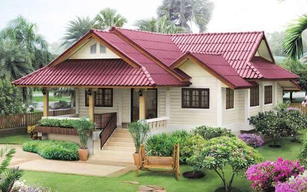 Pilihan Rekabentuk Rumah Tradisional