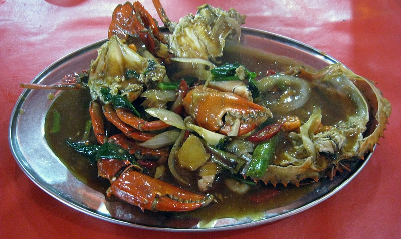 resep dan cara memasak kepiting saus tiram