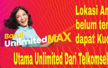 Daftar Lokasi Yang Bisa Menikmati Paket Internet Unlimited Telkomsel