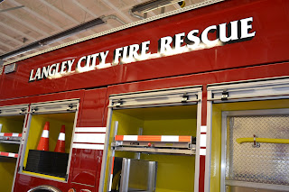 Langley City Fire Rescue Service
