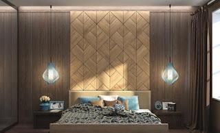 Cuarto paneles madera