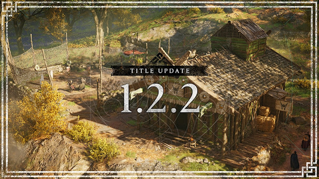 Assassins Creed Valhalla - Title Update 1.2.2 coming on 15th June for Xbox, PlayStation, and PC | TechNeg