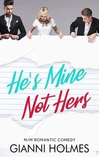 He's mine not hers