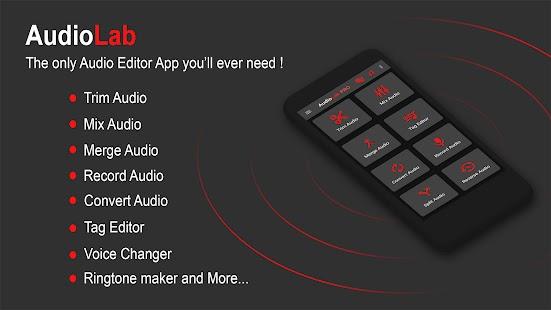 AudioLab Pro Mod APK Download