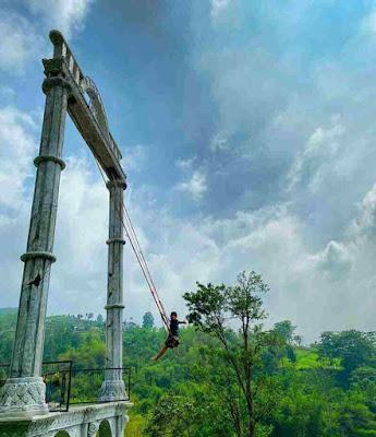 Alamat & Harga Tiket Masuk Wisata Hits Bandung D'dieuland, spot hits dan instagramable di bandung, tempat keren di lembang, wisata kekinian, tempat nongkrong di pluncut bandung