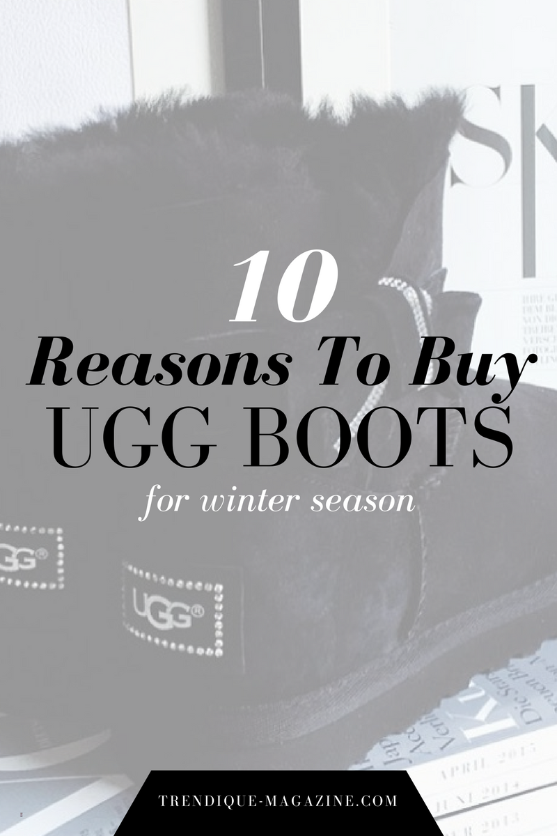 10 reasons to buy ugg boots for winter season_ugg boots_ugg australia sale