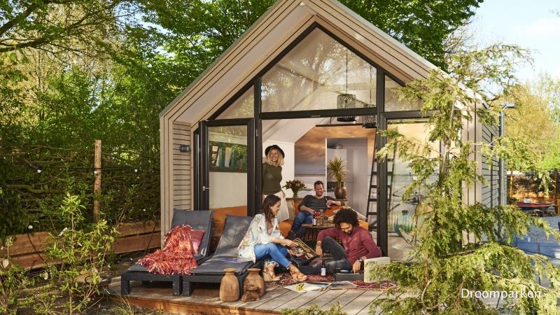 Tiny House Town Beach Edition Tiny House From Droomparken
