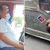 Jeepney Driver na inatake habang nagmamaneho nakuha pang huminto upang hindi madisgrasya ang mga sakay nito,