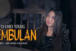 Lirik Lagu FDJ Emily Young - Rembulan (Reggae Version)