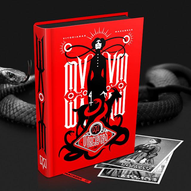 Macabra, o novo selo da DarkSide Books