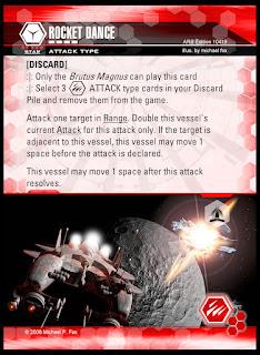 ATTACK type: Rocket Dance