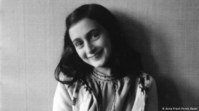 O Diário de Anne Frank, e seu aniversário de 90 anos
