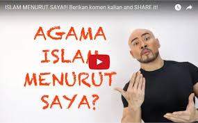 Video Cerdas Deddy Corbuzer 'Islam Menurut Saya!!!' Memang Luar Biasa