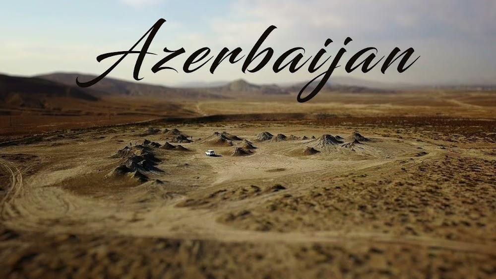Azerbaijan im Tilt-Shift-Video | travel without moving