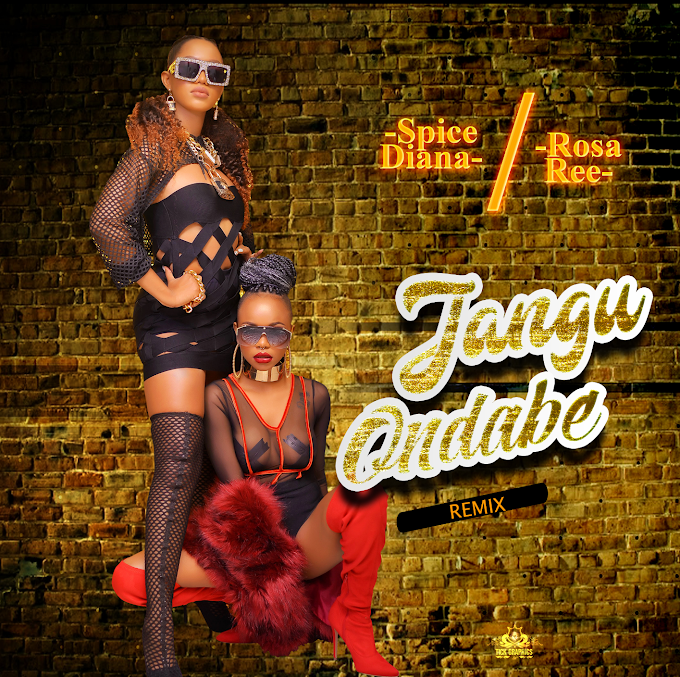 (New AUDIO) | Rosa Ree Ft Spice Diana - Jangu Ondabe Rmx | Mp3 Download (New Song)