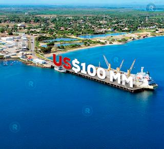 Diputados aprueban préstamo de hasta US$100 millones para el Puerto de Manzanillo.