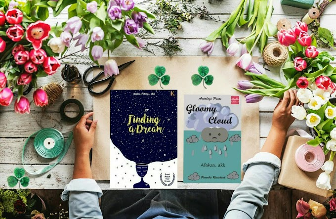 """Sering Lolos Di Berbagai Penerbit Indie, Kini Karya-karya """"Firda Shiewa"""" Berhasil Mejeng  di TV"""