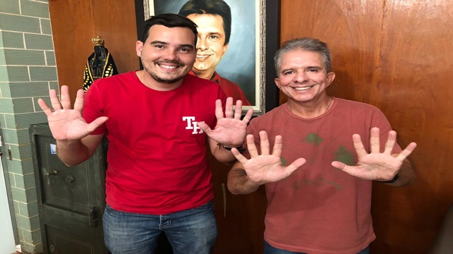 O jovem Felipe Madeira lança sua pré-candidatura a vereador pelo Republicanos