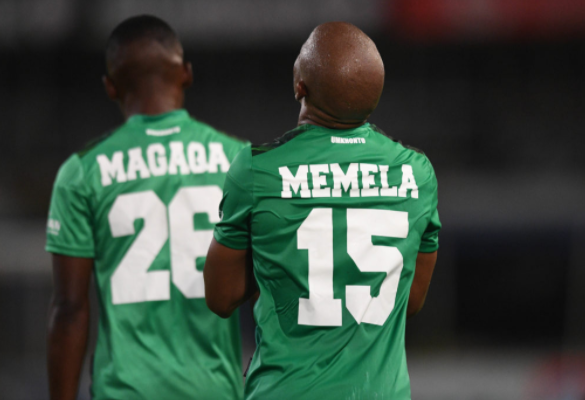 Luvuyo Memela will look to continue his bright start for AmaZulu when Usuthu lock horns with champions Mamelodi Sundowns
