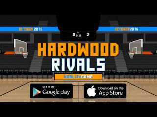 Hardwood Rivals Basketball hacked apk