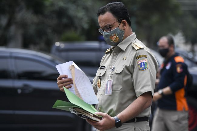 Geger Pusat Tolak Usulan Anies Baswedan, PKS: Tolong Jangan 'Politis' dalam Tangani Pandemi Ini!