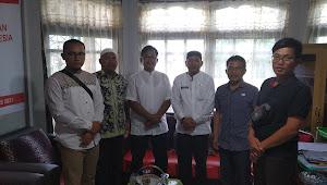 Polda Jambi Silaturahmi Ke Badan Kesbangpol Kota Sungaipenuh