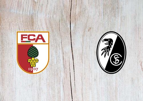 Augsburg vs Freiburg -Highlights 28 November 2020