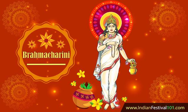 navratri-goddess-brahmacharini