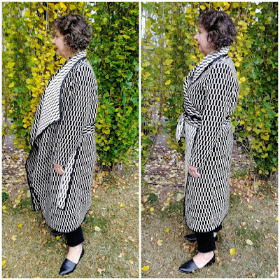 Creates Sew Slow: Victory Patterns Ulysses Horizontal Hold Trench