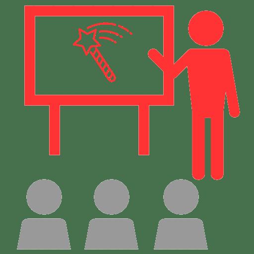 Make a Professional Presentation