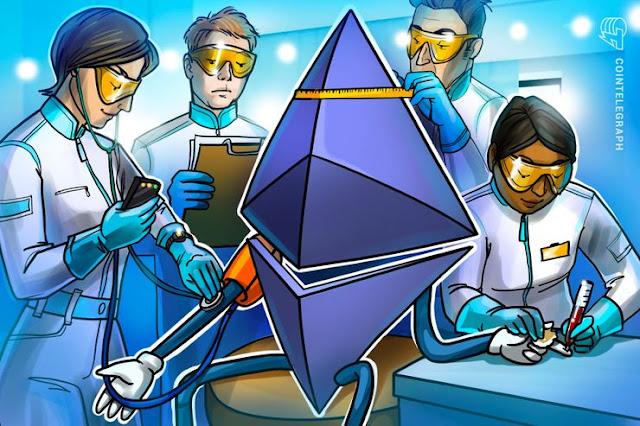 Ethereum sẽ thực hiện 2 bản năng cấp liên tiếp trong tuần này