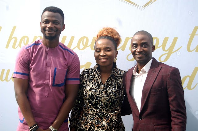 PHOTO NEWS: LAGOS BUSINESS TYCOON, AARE BASHIR FAKOREDE (BASH) 50TH BIRTHDAY CELEBRATION WITH FRIENDS AND FAMILY
