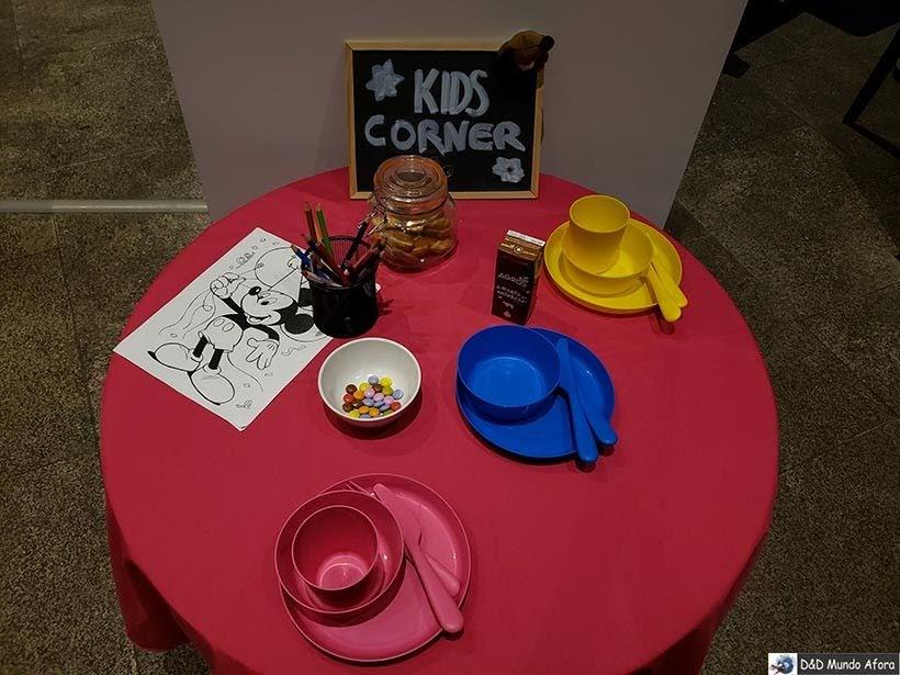 Espaço kids no Carris Porto Ribeira: onde ficar no Porto