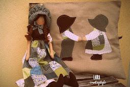 Hand made kids : per una camera country
