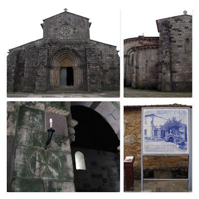 imagens da Igreja de São Pedro de Rates