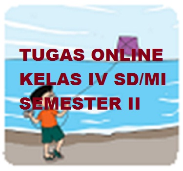 gambar tugas online kelas 4 semester 2