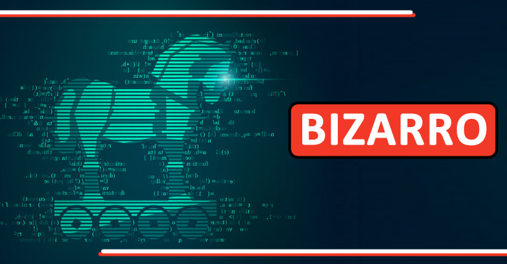 Bizarro Banking Trojan Steals Credentials From Customers of 70 Banks in Europe & South America