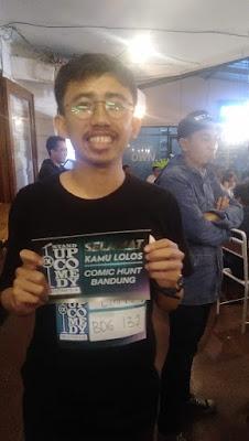 Comic Hunt Bandung
