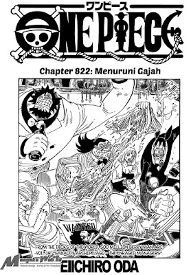 Cover one piece 822