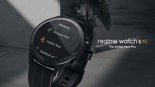 رسميًا سعرمواصفات ريلمي ووتش اس برو Realme Watch S Pro