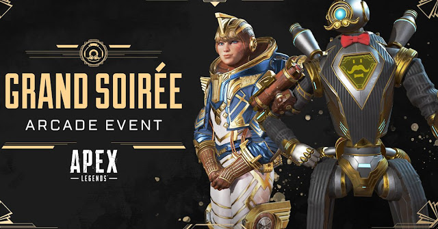 Apex Legends to Host Grand Soirée Arcade Event ft. 7 Rotating Limited-Time Modes