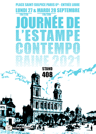 JOURNÉE DE L'ESTAMPE 2021