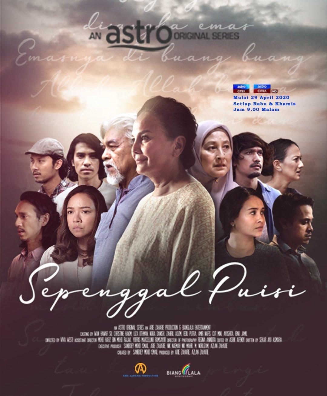 Drama Sepenggal Puisi (2020) Astro Citra