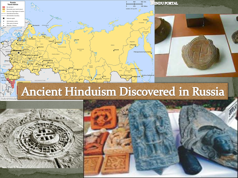 "Ancient Hinduism Discovered in Russia: Russian's Called "" Slavic Vedism"""