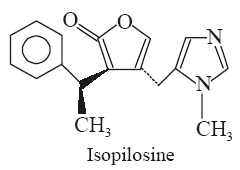Isopilosine