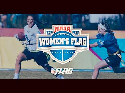 FLAG FOOTBALL - La NAIA y la NFL acuerdan introducir el Flag Football como un nuevo deporte universitario femenino